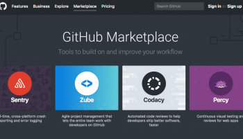 GitHub Marketplace is allowing developers to upload apps for free