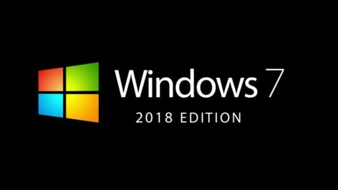 This Windows 7 2018 Edition Concept Is What You've Been Waiting For