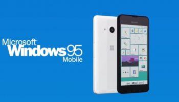 Windows 95 for Smartphones