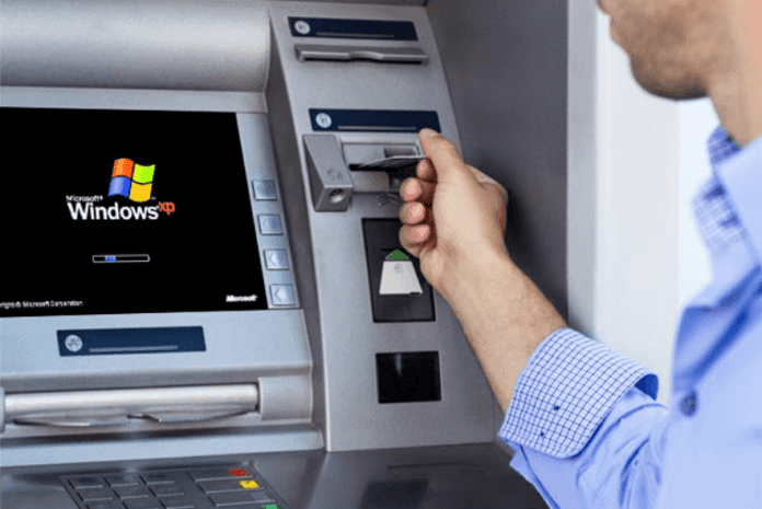 RBI asks banks to shut down Windows XP on ATMs