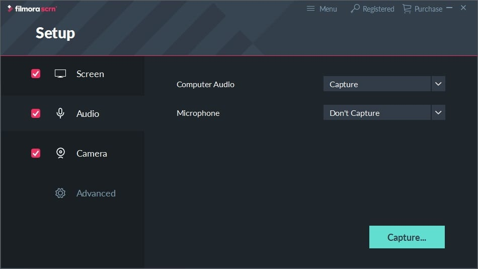 - audio setup scrn - How to Record Screen on Windows OS? » TechWorm