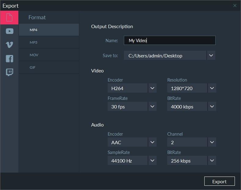 - filmora export - How to Record Screen on Windows OS? » TechWorm