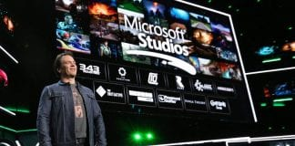 microsoft buys four gaming studios