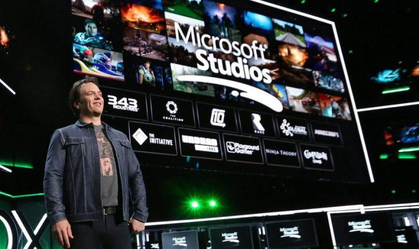 microsoft buys four gaming studios