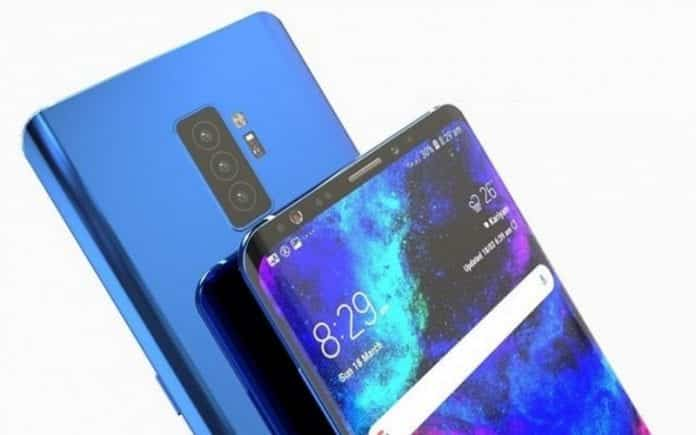 Samsung's Galaxy S10 Plus may sport five cameras