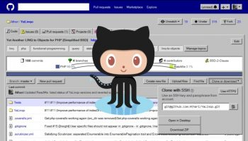GitHub gets a modern makeover of classical Windows 9x