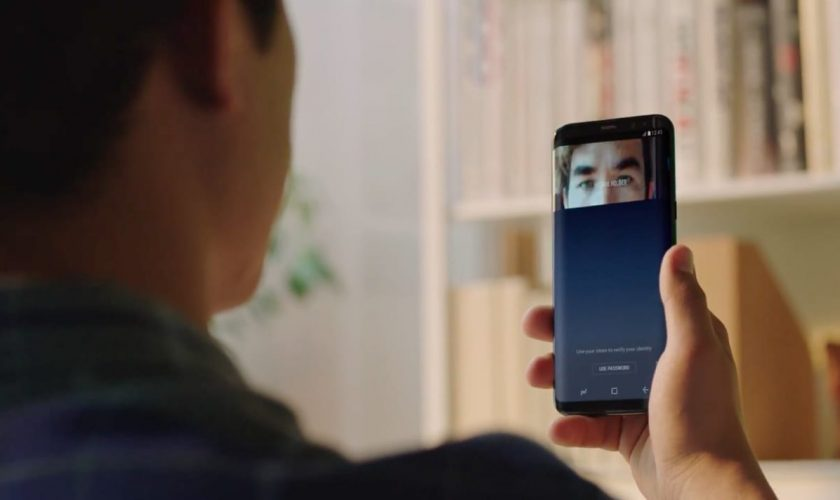 Samsung patents biometric camera to compete with Apple's Face ID