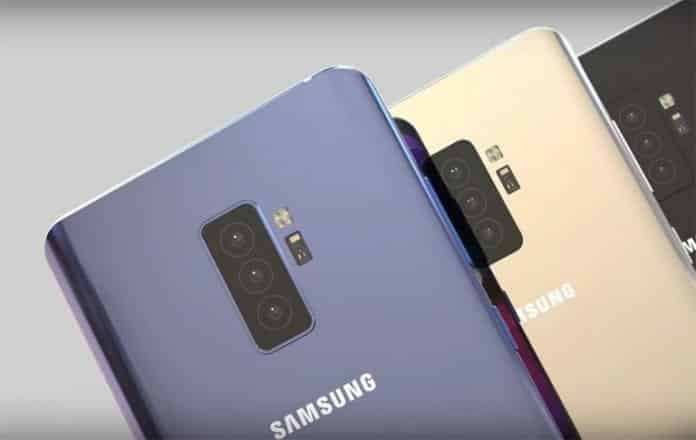 Samsung Galaxy S10 could come in three sizes with a 6.4-inch infinity display