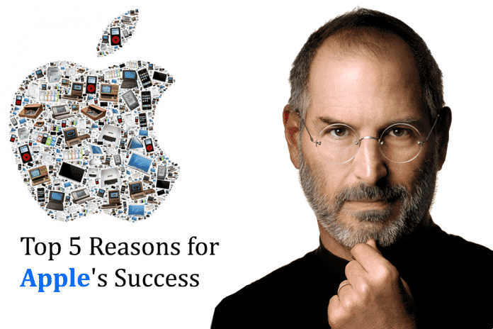 Top 5 Reasons for Apple's Success