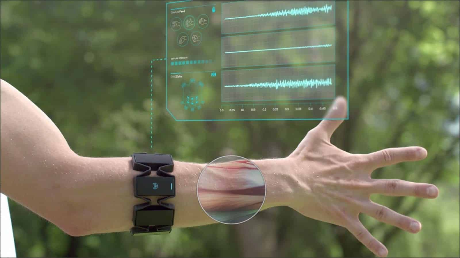 6 Most Astonishing Technology Inventions of 2018- myo armband