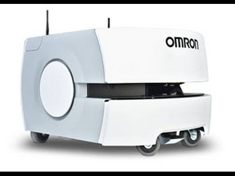 6 Most Astonishing Technology Inventions of 2018- omron robots