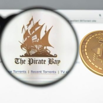 The Pirate Bay is back at cryptocurrency mining again