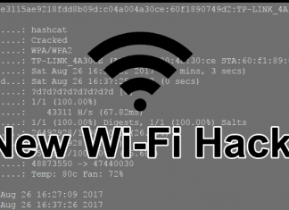hack wifi password