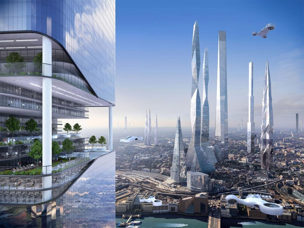 How will our world look like in 50 years? 8 futuristic