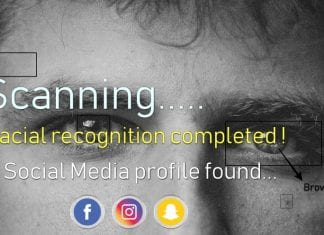 Social Mapper Finds Social Media Profiles Using Only a Photo