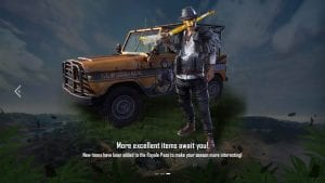 PUBG Mobile Season 3 update with new Royale Pass is here!