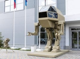 Now, Kalashnikov Concern, Russia's most famous weapons manufacturer, unveiled a new state-of-the-art military robot at the Army-2018 international forum at the Patriot park just outside Moscow.