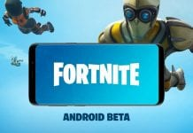 Fortnite For Android Smartphones | APK Download | How to run it