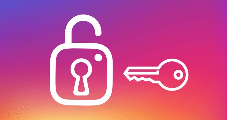 Instagram hack - account security