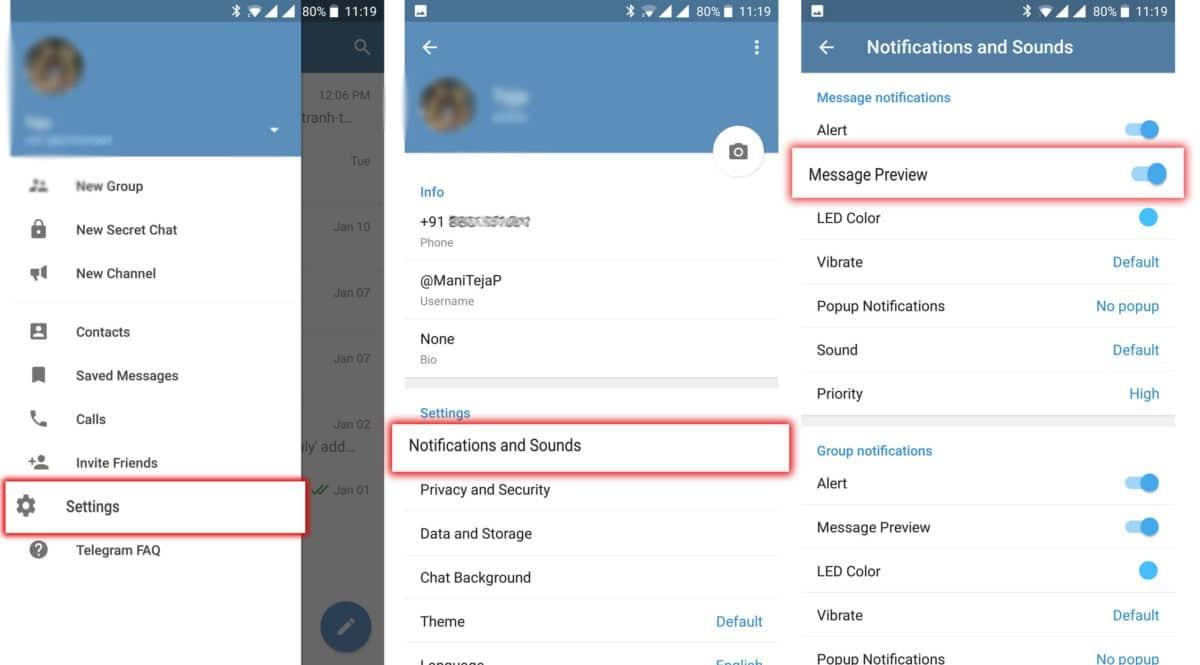 10 Cool Telegram Messenger App Tricks