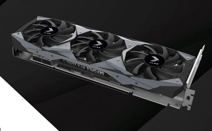 Leaks reveal GeForce RTX 2080 Ti and GeForce RTX 2070 before launch