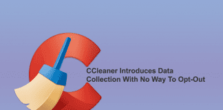 CCleaner users annoyed over active monitoring, user data collection