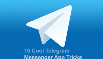 10 Cool Telegram Messenger App Tricks