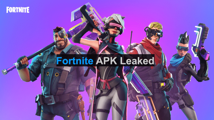 Fortnite APK leak hints at Samsung Galaxy Apps Store availability