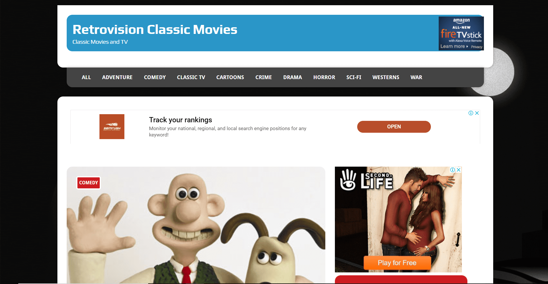 Top 10 Free Movie Download Websites | Watch movies online legally - Retrovision