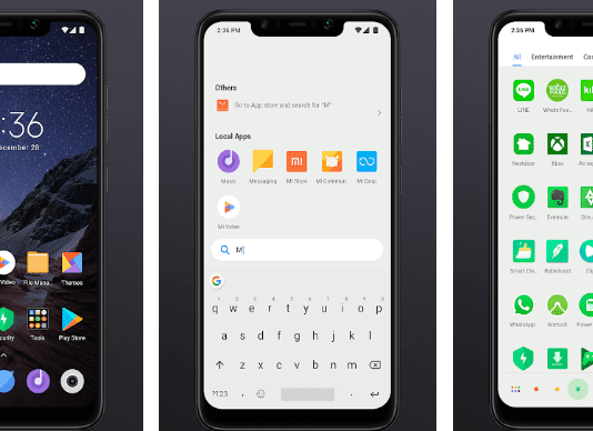 Xiaomi POCO F1 Launcher Is Now Available On Google Play Store