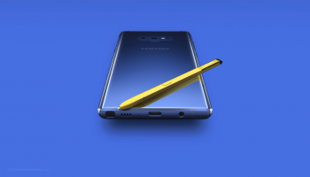 Samsung announces the Galaxy Note9 with an AI camera and new S-Pen