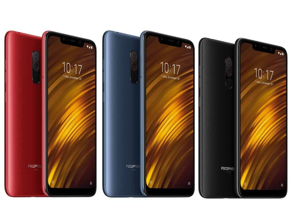 Xiaomi unveils Poco F1 With 8GB RAM and Qualcomm Snapdragon 845