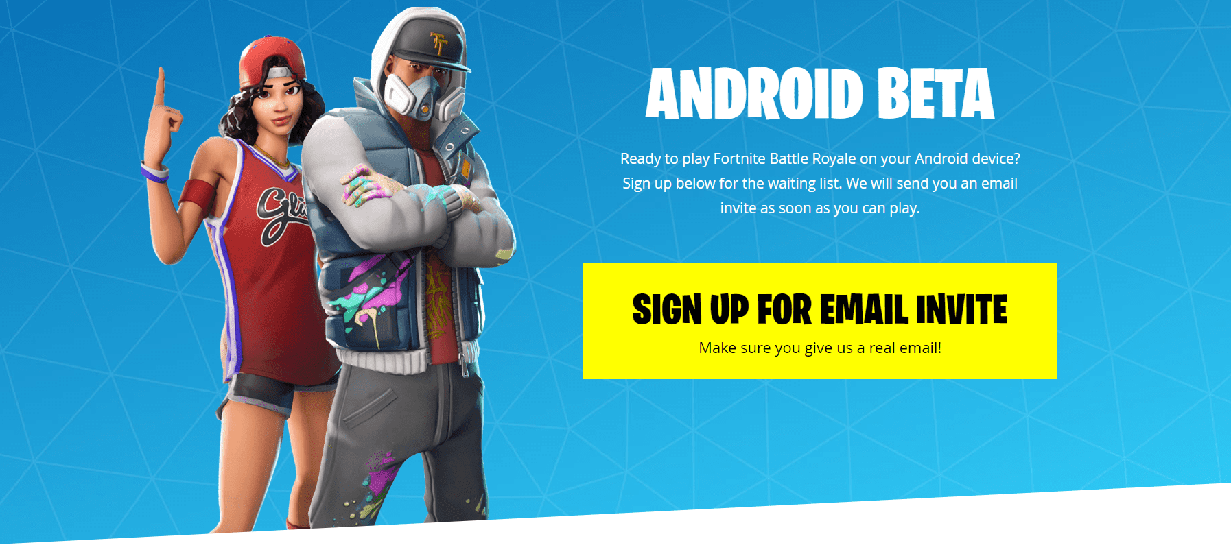 Fortnite APK Download - How to install