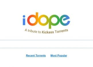 iDope is down; 3 best torrent sites for movie download