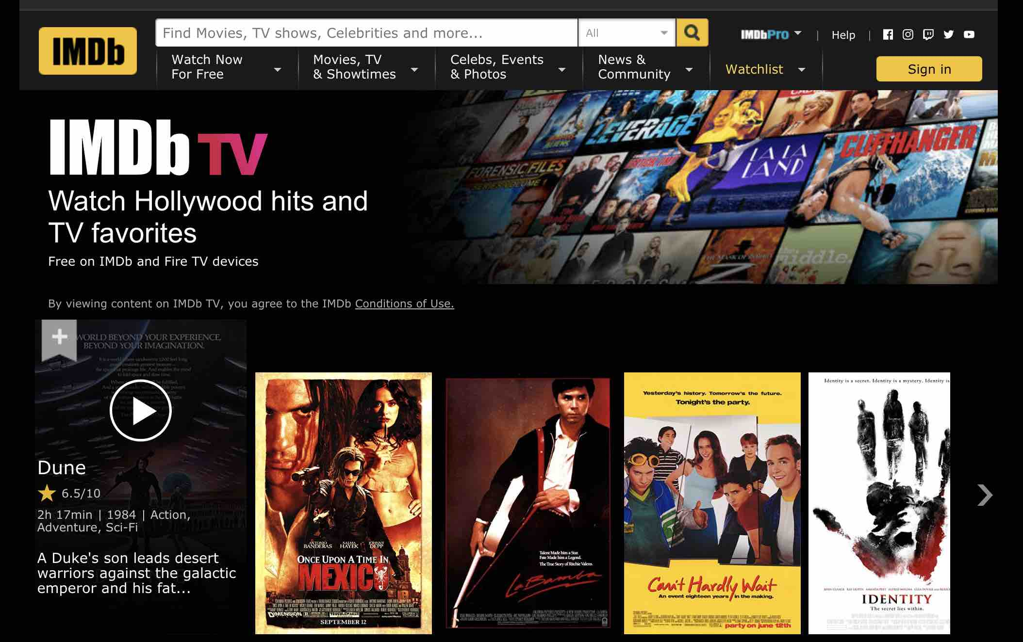 imdb-tv-free-movie-download