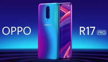 Oppo R17 Pro released with triple rear cameras and in-display fingerprint sensor