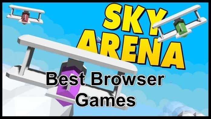5 Best Browser Games - 2018