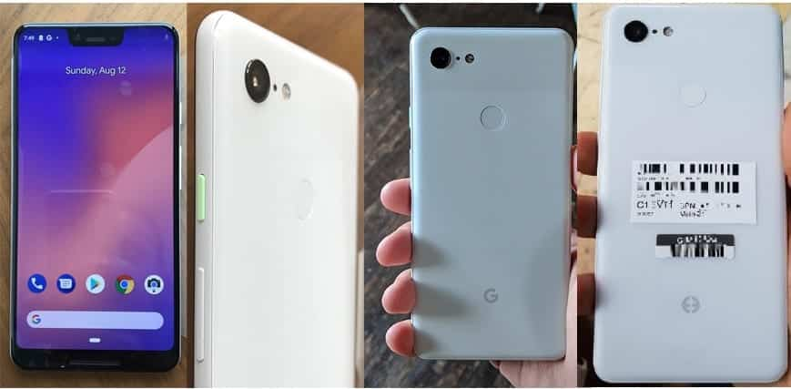 Unreleased Google's Pixel 3 XL available in black market for