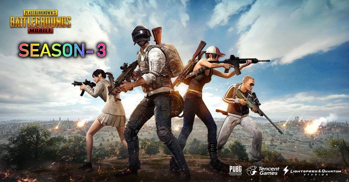 Pubg Squad Wallpapers: PUBG Mobile Season 3 Release Date, New Maps And Updates