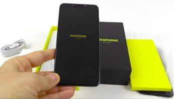 Xiaomi Poco F1 with 8GB RAM listed on Geekbench