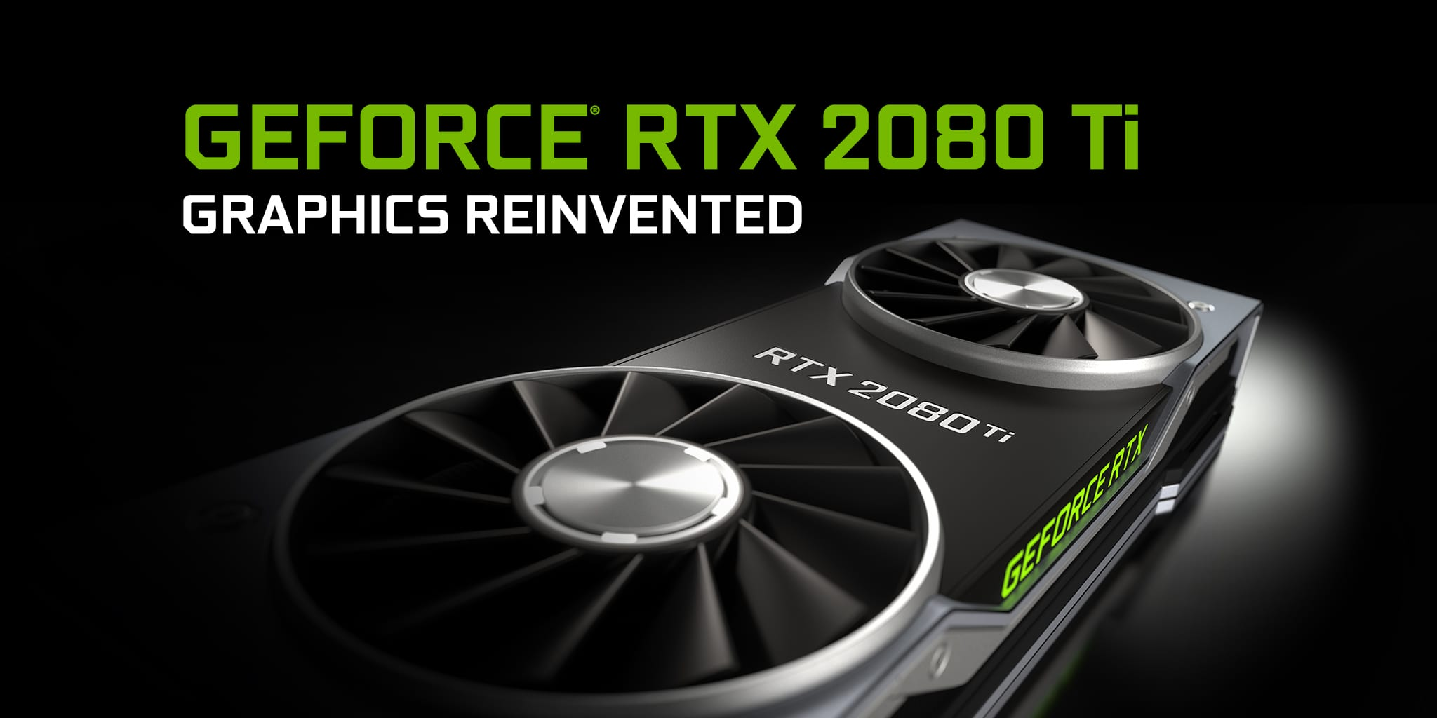 Nvidia GeForce RTX 2080 Ti Release Postponed To September 27th