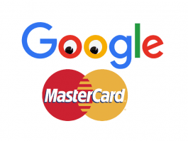 Google is secretly tracking what you buy offline using Mastercard cards