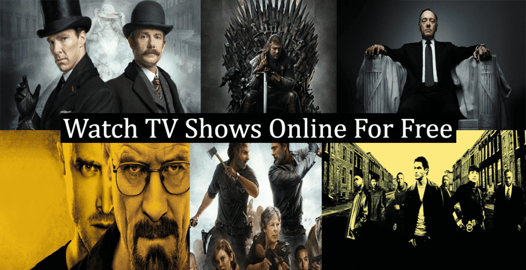 free movie and tv shows online streaming