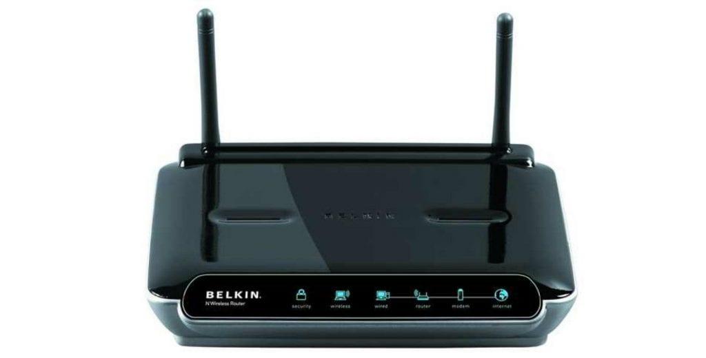belkin router guest access password hack