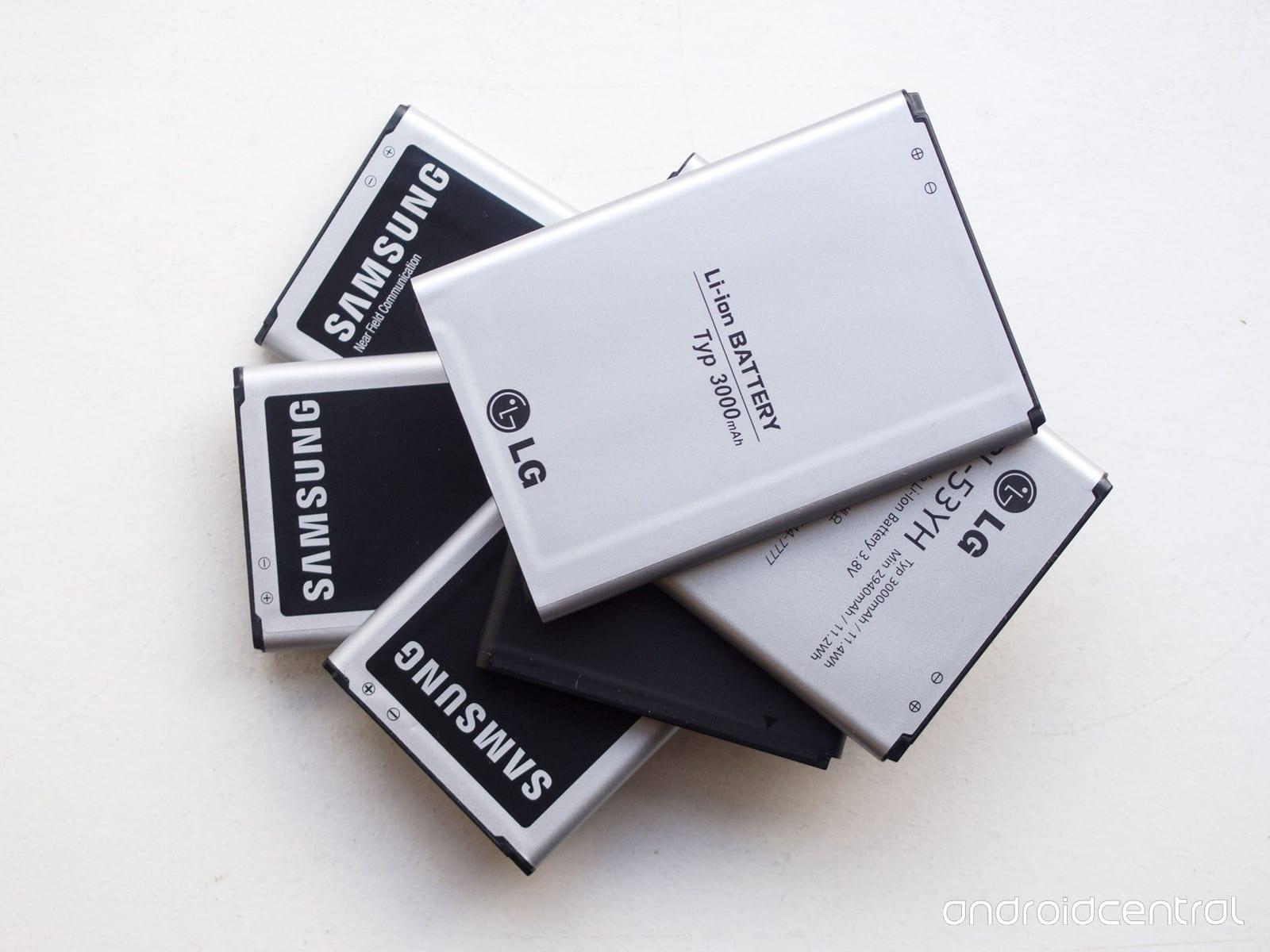 mah battery