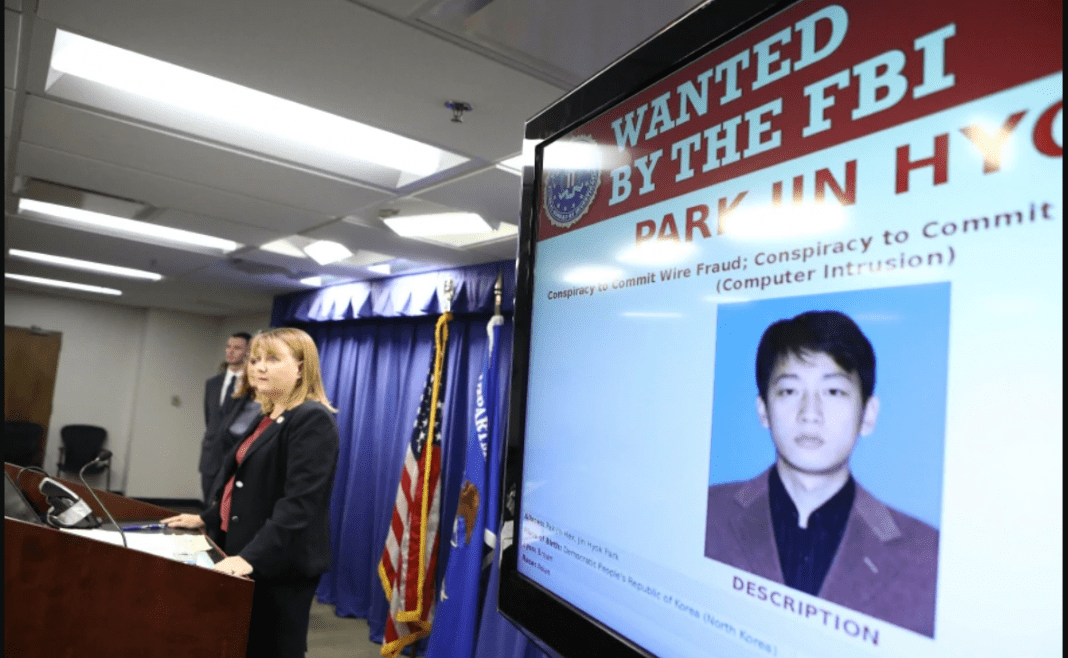 North Korean hacker charged for WannaCry and Sony cyberattacks