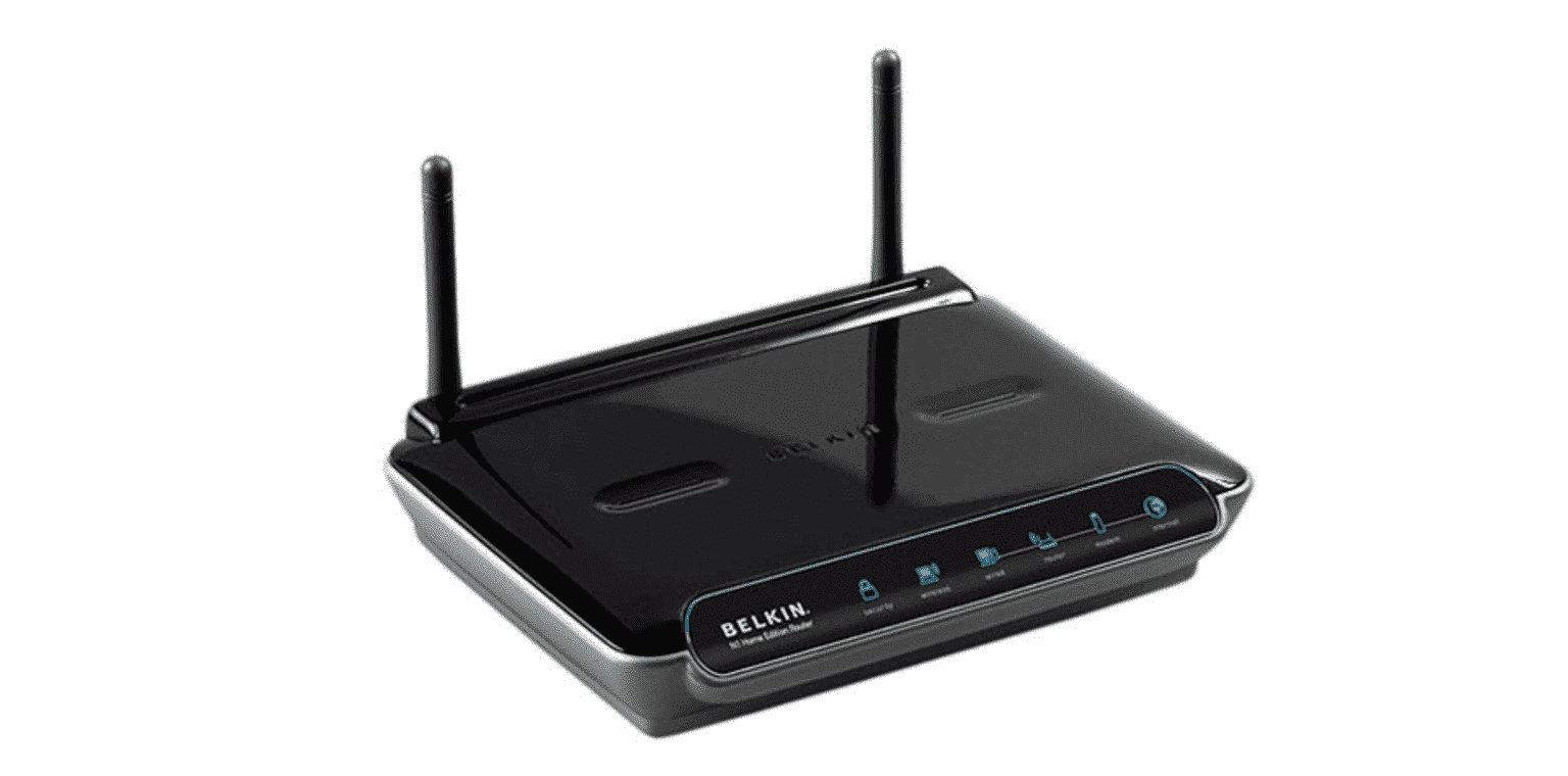 How to Reset Belkin Router to Default Settings (192.168.2.1)