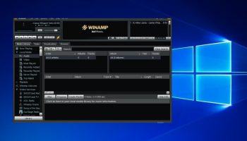 Winamp's new beta version 5.8 leaks online