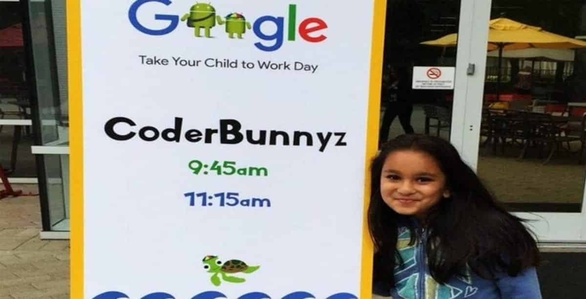 10-year-old coder, has caught Google and Microsoft's attention