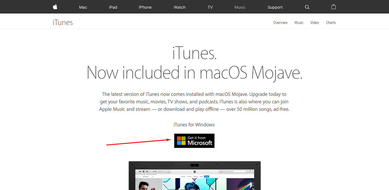 itunes download windows 10 download